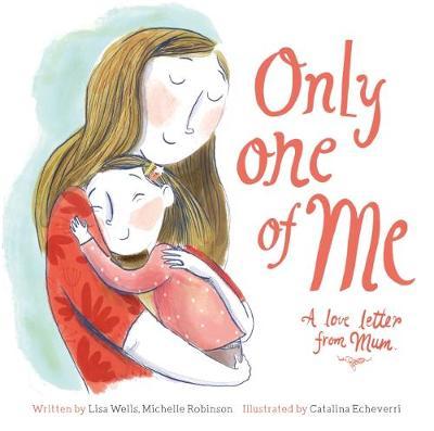 Only One of Me - Mum (Hardback)