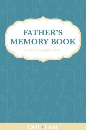 Father's Memory Book (Hardback)
