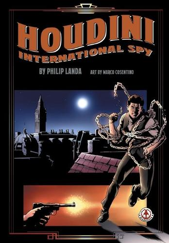 Houdini: International Spy (Paperback)