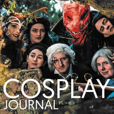 The Cosplay Journal: 3 (Paperback)
