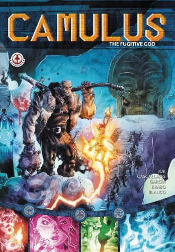 Camulus: The Fugitive God (Paperback)