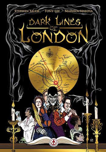 Dark Lines of London (Hardback)