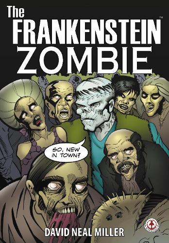 The Frankenstein Zombie (Paperback)