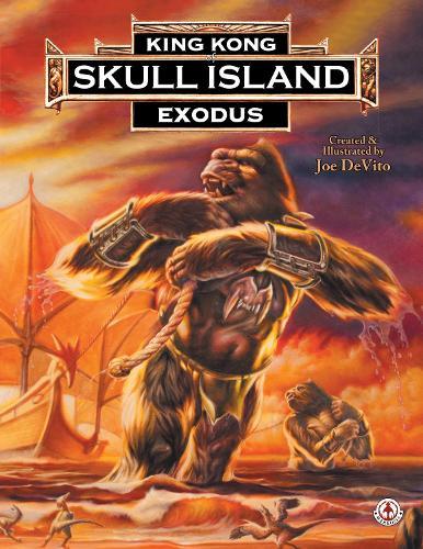 King Kong of Skull Island: 1: Exodus (Paperback)