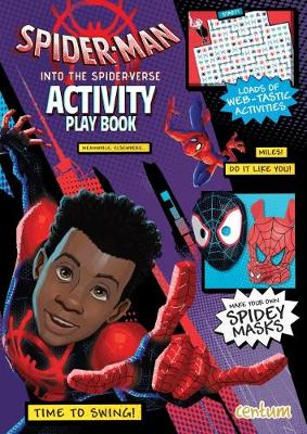 Spider-Man: Into the Spider-Verse Mask Book (Paperback)
