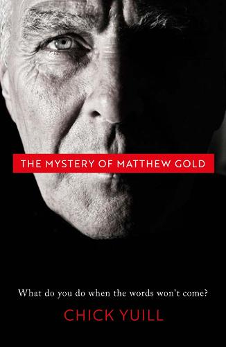 The Mystery of Matthew Gold: What do you do when the words won't come? (Paperback)