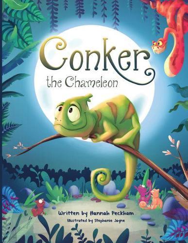 Conker the Chameleon (Paperback)