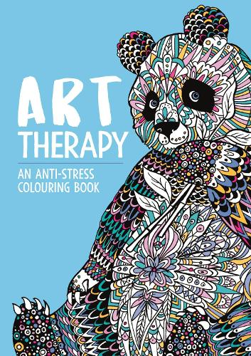 Art Therapy An Anti Stress Colouring Book Paperback
