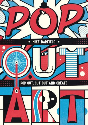 Pop Out Art - Wreck This Activity Book (Paperback)