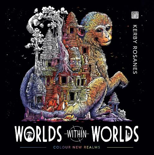 Worlds Within Worlds: Colour New Realms (Paperback)