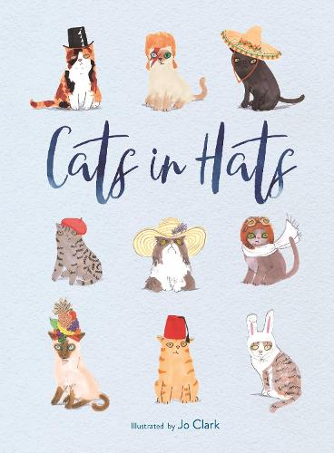 Cats in Hats (Hardback)