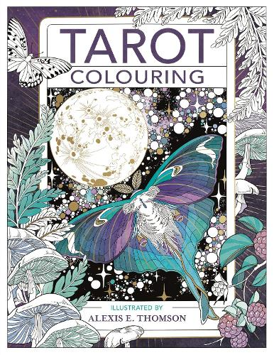 Tarot Colouring (Paperback)
