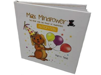 Anticipation: Party Time - Max Mindpower Junior 8 (Hardback)