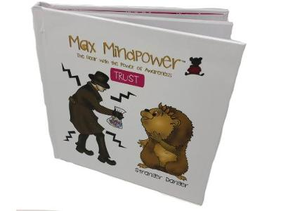 Trust: Stranger Danger - Max Mindpower Senior 5 (Hardback)