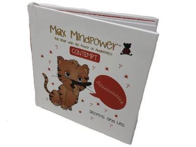 Contempt: Secrets and Lies - Max Mindpower Senior 16 (Hardback)