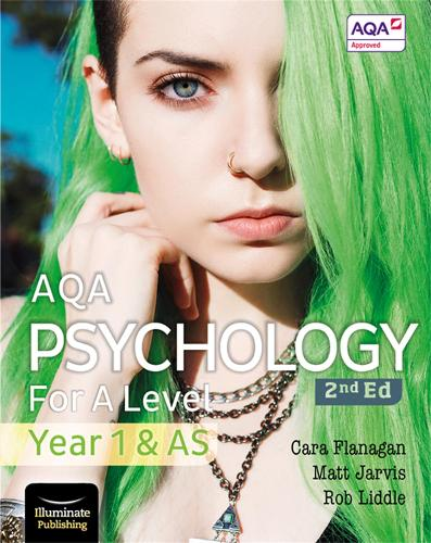 AQA Psychology for A Level Year 1 & AS Student Book: 2nd Edition (Paperback)