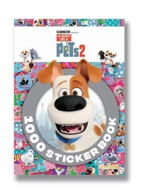 The Secret Life of Pets 2: 1000 Stickers (Paperback)