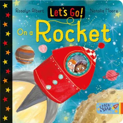 Let's Go!: On a Rocket - Let's Go! 1 (Board book)