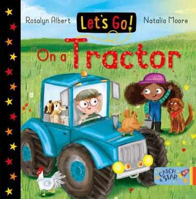 Let's Go! On a Tractor - Let's Go! 4 (Board book)