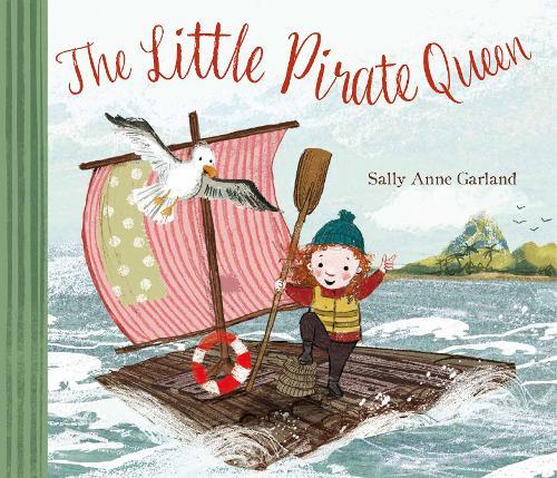 The Little Pirate Queen (Hardback)