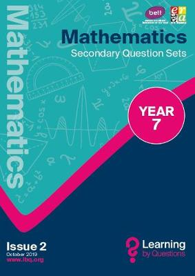Mathematics Secondary Question Sets YEAR 7 - Learning by Questions Question Sets, questions and illustrations. (Paperback)