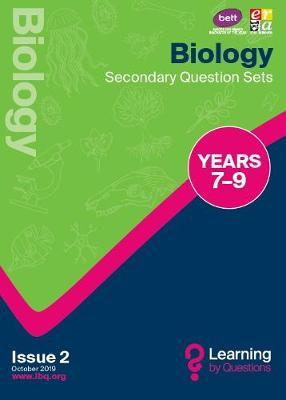 Biology Secondary Question Sets YEARS 7-9 (Paperback)