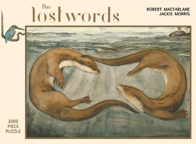 The Lost Words: 1000 Piece Jigsaw Puzzle (Jigsaw)