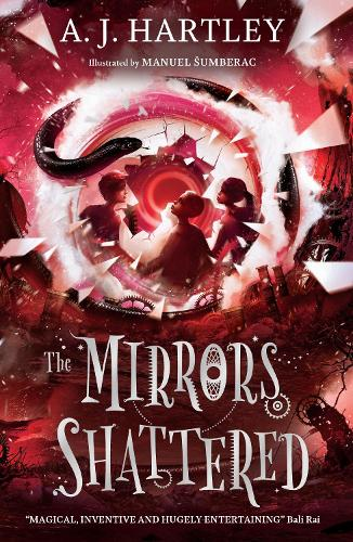 The Mirrors Shattered (Paperback)