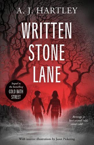 Written Stone Lane - Ghostly Chronicles of Preston Oldcorn (Paperback)