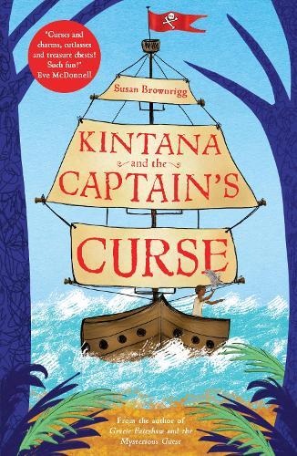 Kintana and the Captain's Curse (Paperback)