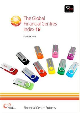 The Global Financial Centres Index 19 2016 - Financial Centre Futures 19 (Paperback)
