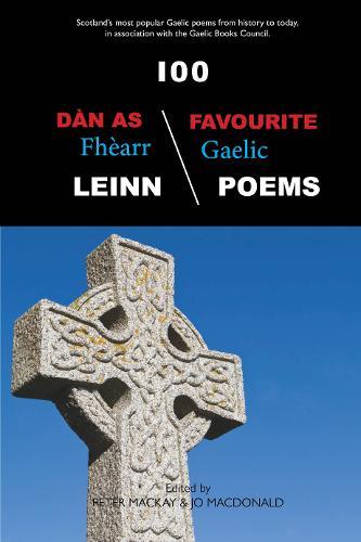 100 Dan As Fhearr Leinn / 100 Favourite Gaelic Poems (Book)