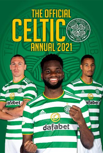 The Official Celtic FC Annual 2021 (Hardback)