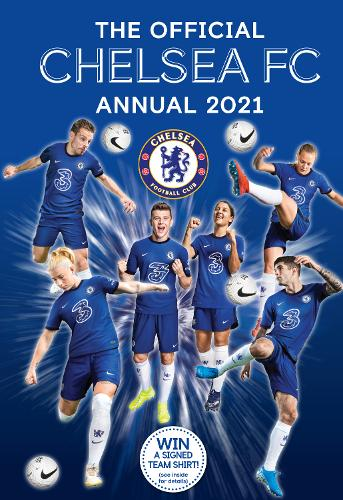 The Official Chelsea FC Annual 2021 (Hardback)
