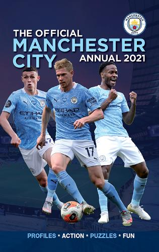 The Official Manchester City Annual 2021 (Hardback)