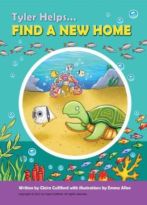 Tyler Helps Find A New Home (Paperback)