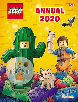 Lego Games 2020.Lego Iconics Annual 2020 Waterstones