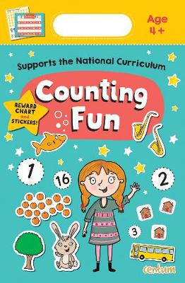 Counting Learning Pad (Paperback)