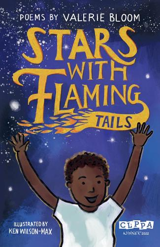 Stars With Flaming Tails: Poems (Paperback)