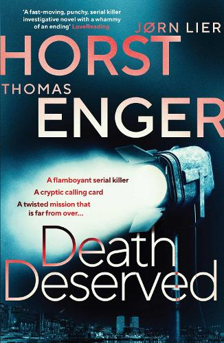 Death Deserved (Paperback)