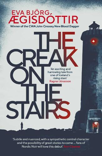 The Creak on the Stairs - Forbidden Iceland 1 (Paperback)