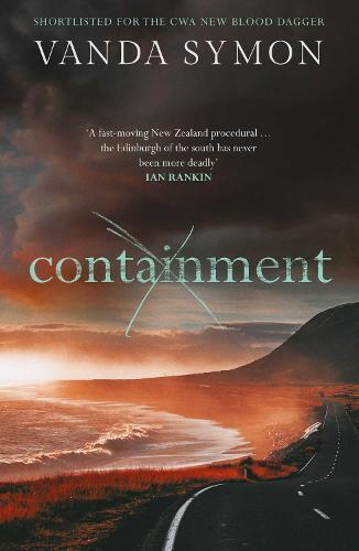 Containment - Sam Shephard 3 (Paperback)