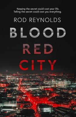 Blood Red City (Paperback)