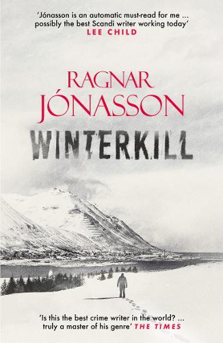 Winterkill - Dark Iceland 6 (Paperback)