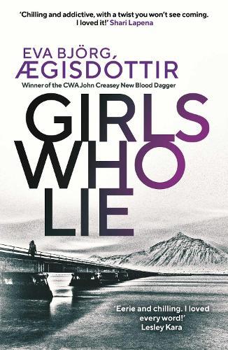 Girls Who Lie - Forbidden Iceland 2 (Paperback)