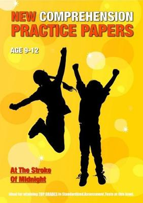 Practice SATs Tests: At The Stroke Of Midnight (Paperback)