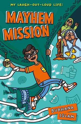 Mayhem Mission - My Laugh-Out-Loud Life 1 (Paperback)