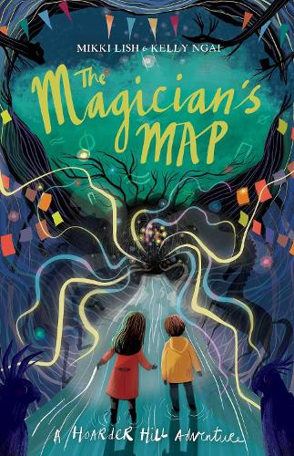 The Magician's Map: A Hoarder Hill Adventure (Paperback)
