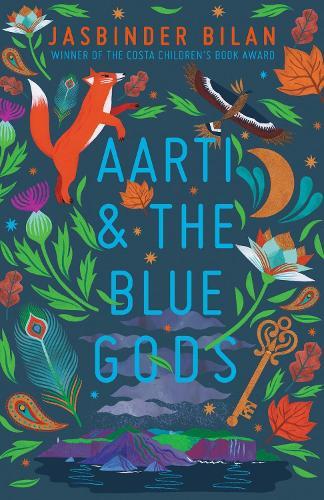 Aarti & the Blue Gods (Paperback)