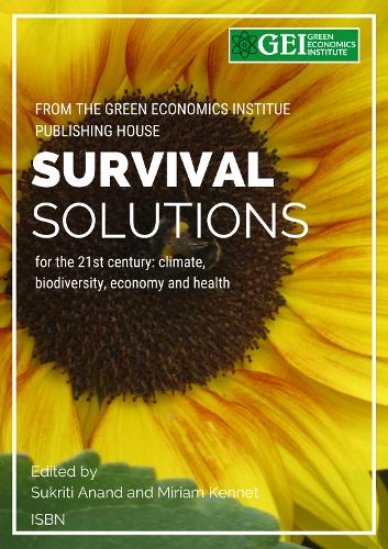 Survival Solutions for the economy, biodiversity, climate and health (Paperback)